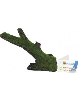 SF dekorácia Driftwood Moss S