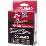 KH test Colombo (tvrdosť uhličitanov)